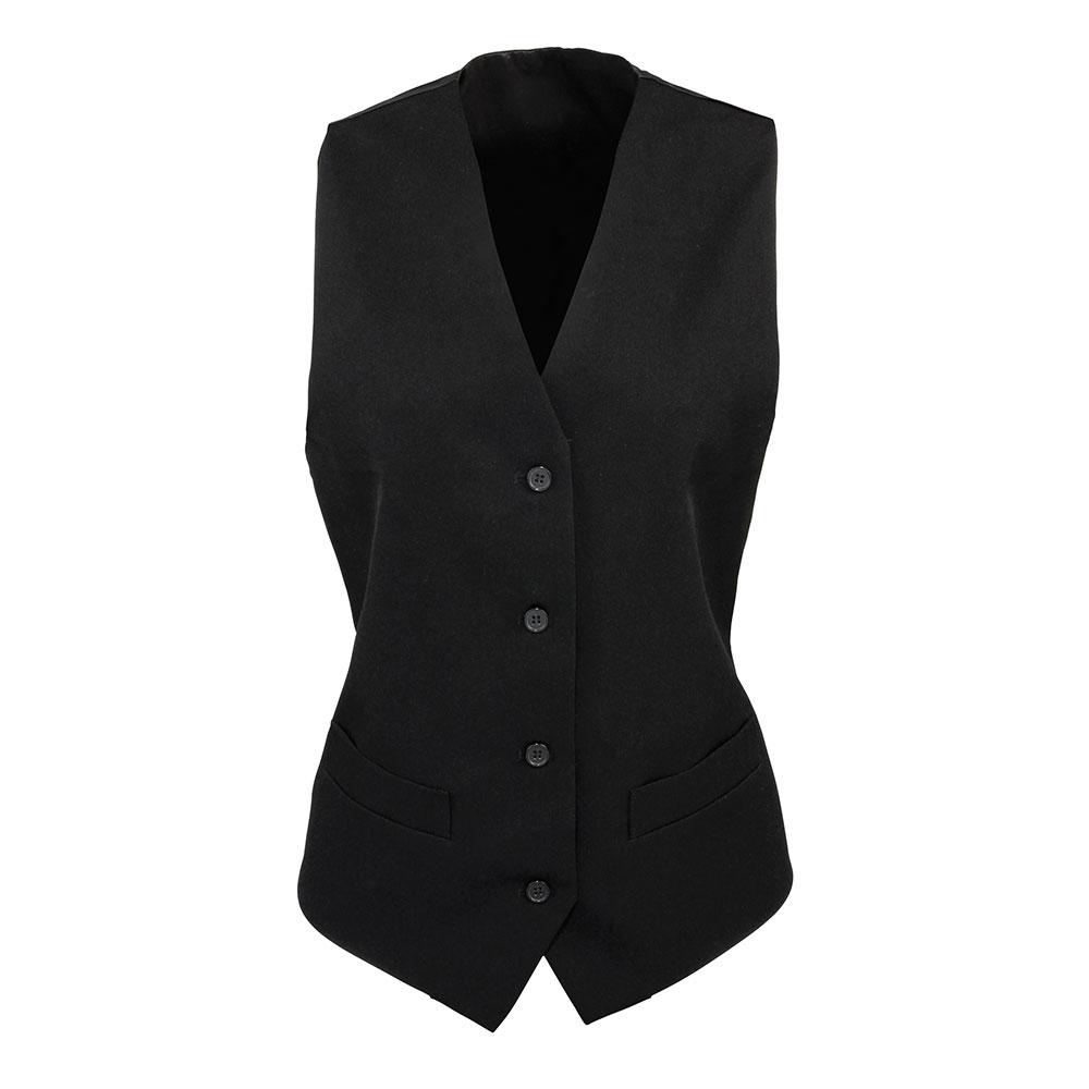 Kamizelka Dla Kelnerki Pr623 Premier Workwear Maroni